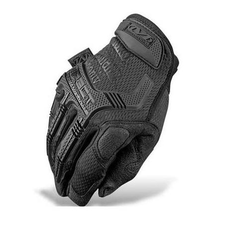 Перчатки защитные XL Full Finger Airsoft Paintball Tactical Sport Wear Gloves Black AS-PG0002B