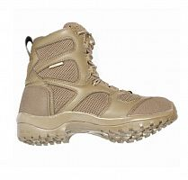 БОТИНКИ 7'' Tactical Side Zip Coyote brown size 44 код AS-BT0012CB