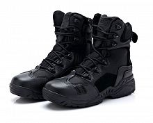 БОТИНКИ 8'' Tactical Side Zip BLACK size 43 код AS-BT0007B