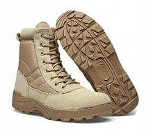 "БОТИНКИ SWAT 8"" Tactical Duty TAN size 42 код AS-BT0004T"