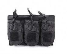 ПОДСУМОК MOLLE Triple Open Top AK AS-HL0079B