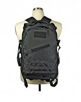 РЮКЗАК 35L Outdoor Molle 3D Assault Military 1000D BK