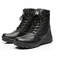"БОТИНКИ SWAT 8"" Tactical Duty BLACK size 42 код AS-BT0004B"