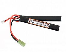 АКБ iPower 7.4V LiPO 1450mAh Butterfly Type (Max size: 7 x 16 x 108 mm(max)