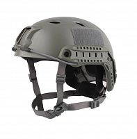ШЛЕМ ПЛАСТИКОВЫЙ EMERSON FAST BJ HELMET REPLICA  Foliage